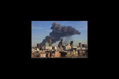Stratford fire